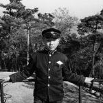 Su-na's brother in his school uniform