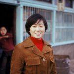My friend Yung Su-na had the most beautiful smile